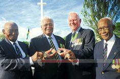 Obama earns ex-servicemen's respect - News - JamaicaObserver.com