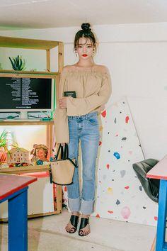 chuu_츄 - 츄(chuu) | 어느 푸른 밤에 pants | pants