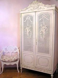 french antique armoire...