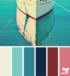 {boating hues} image via: @danny_englander
