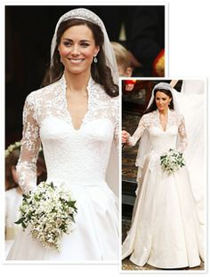 I'm one of thousands who want this dress... or her husband... or her title :)