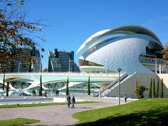 Valencia, City of Arts & Science