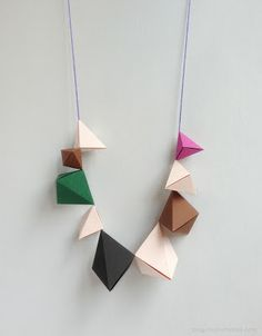 of paper and things: paper fix   origami