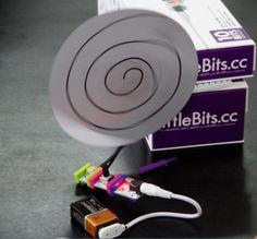 Little bits - electronic building ideas