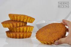 Las tartaletas de zanahorias se hacen con harina de arroz y con Maizena. No llevan harina de trigo lo que las hace aptas para personas celíacas.
