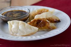 Pot Stickers  - Taste and Tell