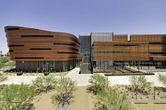 GateWay Community College Integrated Education Building | Architect Magazine…
