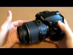 Nikon D3100 Tour