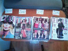 vand 28 de editii revista ELLE Romania #elleromania