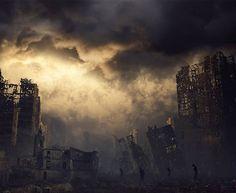 35 paisagens apocalípticas de arrepiar