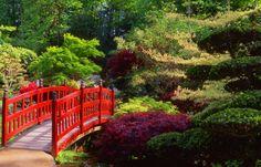 jardins d'inspiration japonaise