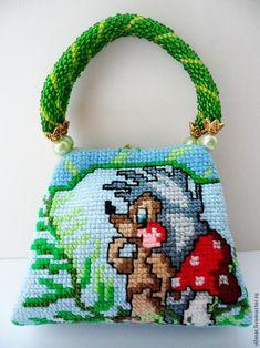 Изготовление сумочки-игольницы - Ярмарка Мастеров - ручная работа, handmade