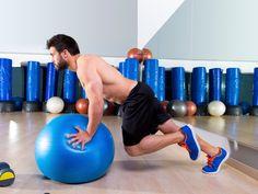 Posiľňujeme telo s fitloptou - KAMzaKRÁSOU.sk Health, fitness, yoga, body, gym, slim, crosfitt, swimming, run, bodybiulding