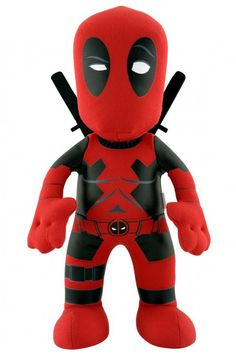 Marvel Comics Plush Figure Deadpool 25 cm
