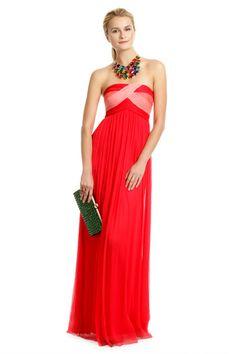 Carlos Miele Rental Gown $200.00