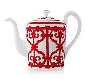 Hermes tea pot