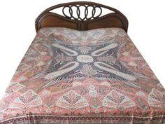 Pashmina Blanket Throw Kashmir Pashmina Bedspreads Indian Bedding Mogulinterior by mogulinterior, http://www.amazon.com/dp/B00ESVXE7I/ref=cm_sw_r_pi_dp_PALhsb0DS3S9V