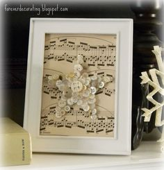 Forever Decorating!: My Winter 2012 Mantel