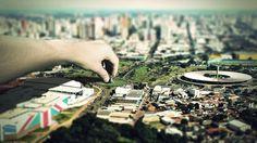 """Mini"" Londrina, Brazil."