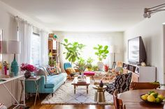 Con un toque verde   Decorar tu casa es facilisimo.com
