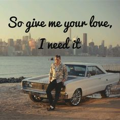 John Newman give me your love