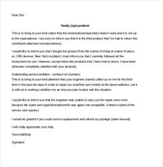Customer complaint letter template business forms pinterest bank claim letter format sample complaint pdf ppi http otobucket albums best free home design idea inspiration spiritdancerdesigns
