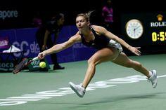 Halep Unlocks Keys To Open WTA Finals