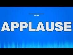 som de palmas de uma auditório - sound of applause from a auditorium - 講堂から拍手の音 - YouTube