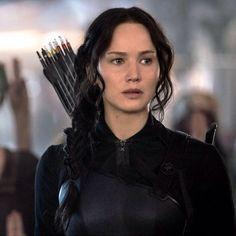 Katniss Everdeen: The Mockingjay