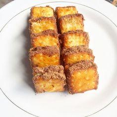 resep olahan gabin © 2020 brilio.net/ Instagram Breakfast Recipes, Dessert Recipes, Desserts, Food N, Food And Drink, Indonesian Food, Indonesian Recipes, Cake Cookies, Banana Bread
