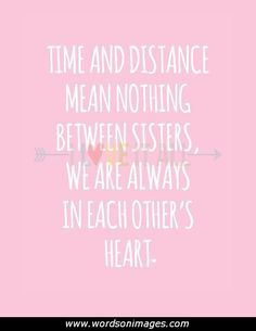 43 Best Sisters images in 2019 | Sisters, Sister quotes