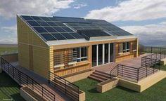 Modern Luxurious Solar House Design_5