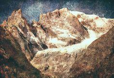 Monte Bianco 4810m. - null