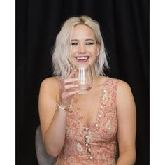 Jennifer Lawrence X-Men Apocalypse Press Conference in London 5/9/2016 ❤ liked on Polyvore featuring jennifer lawrence