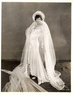 Joan Crawford's Wedding dress 1929