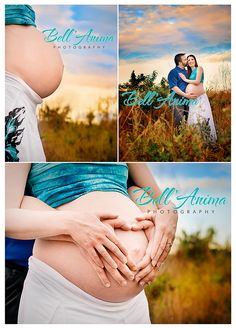 Maternity Photography | Outdoor | Pregnancy Photos | Pose Ideas | Photo Session Idea
