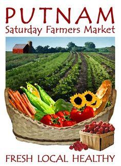 Putnam Saturday Farmers Market