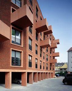 NUWOG Headquarter | Neu-Ulm, Germany | Fink + Jocher. Architekten