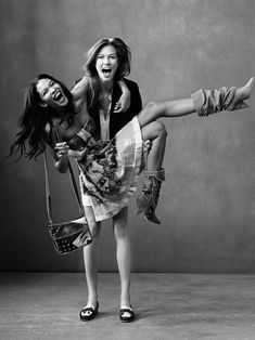 I just want a best friend to take pictures like this with.