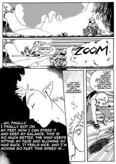 Race! On! (page 6, Chapter 2): FREE PDF at http://www.komicbrew.com/race-on.html Fantasy shonen manga by Gemar Delfino & Mario Savovski. #shonen #manga #magic #fantasy #steampunk #racing