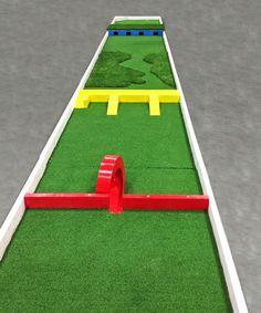 Better Homes and Gardens pattern sheet putt putt golf - Backyard Games, Outdoor Games, Outdoor Fun, Outdoor Activities, Mini Golf, Putt Putt Golf, Crazy Golf, Miniature Golf, Camping Games