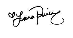 Lana Parrilla Signature by Paulsonparrilla