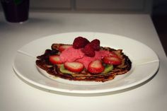 Proteinpandekager Med Hjemmelavet Skyris » Dessert, Opskrifter