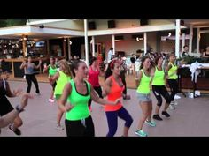 Zumba Pool Party