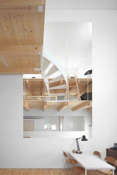 Case by Jun Igarashi Architects. #design #innovation