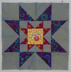 Bloggers' Block of the Month #13 Tutorial by Sarah Fielke on The Last Piece at http://thelastpiece.typepad.com/the_last_piece/2012/09/bloggers-bom-lucky-last.html