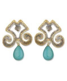 HANDMADE CONTEMPORARY EARRING - www.silvercentrre.com