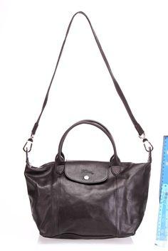 eeb982c0689d Le Cuir Pliage Handbag in Black Founded in 1948 by Jean Cassegrain