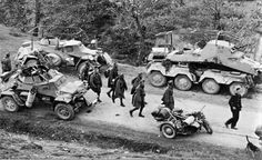 LAH in Battle of Balkan April 1941