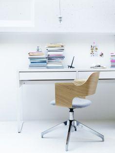 La chispa del trabajo es una pizca de inspiración. ¡Elige entornos que te inspiren y serás más eficiente!